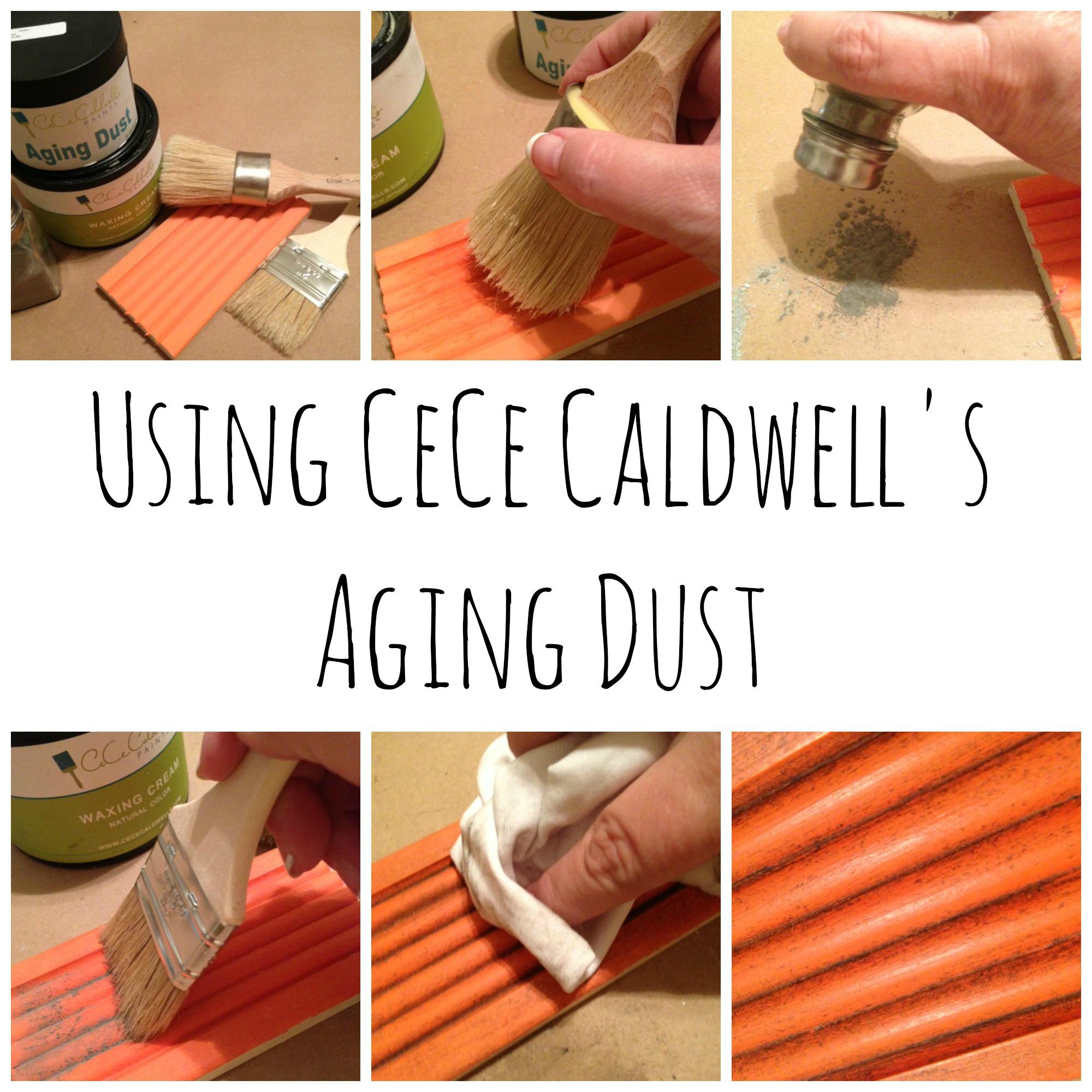 CeCe Caldwell's chalk clay paint | Doozie's Corner